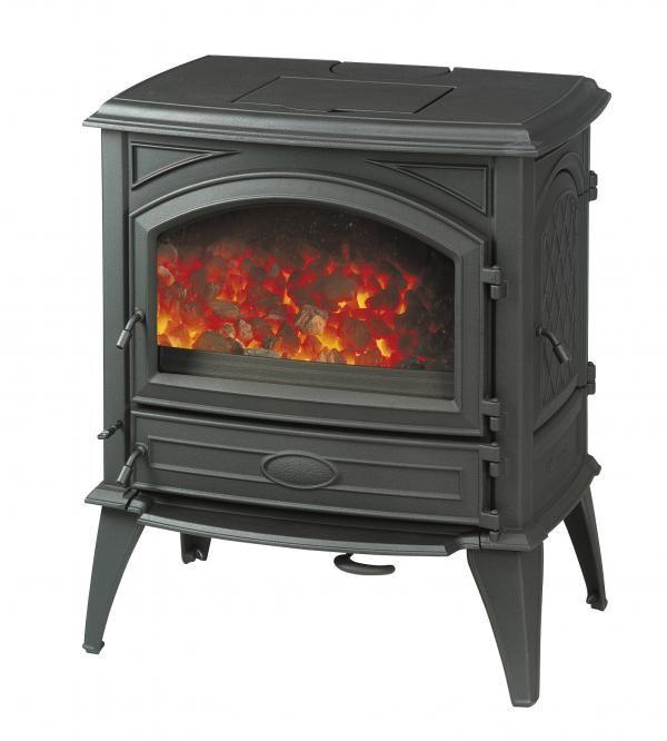 DOVRE Dovre 640 - kamna na uhlí a dřevo