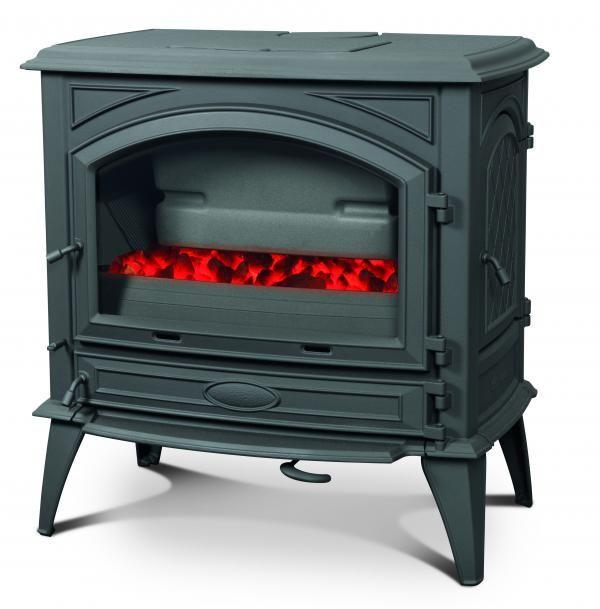 DOVRE Dovre 760 - kamna na uhlí a dřevo