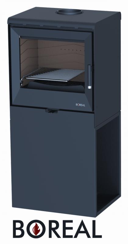 Boreal E3000 - kamna krbová