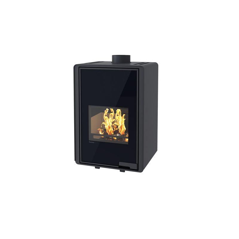 HS FLAMINGO Deluxe Malia černá