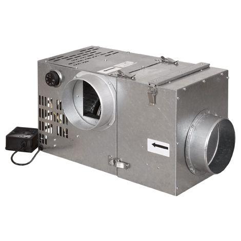 Krbový ventilátor ATC 400 s filtrem