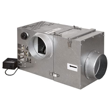 Krbový ventilátor ATC 520 s filtrem