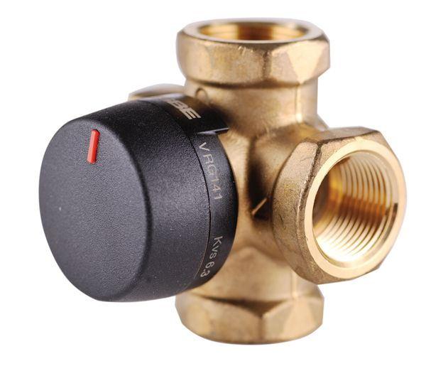 """Čtyřcestný smešovací ventil ESBE VRG 141 DN 25 - 1"""" (1164 04 00)"""