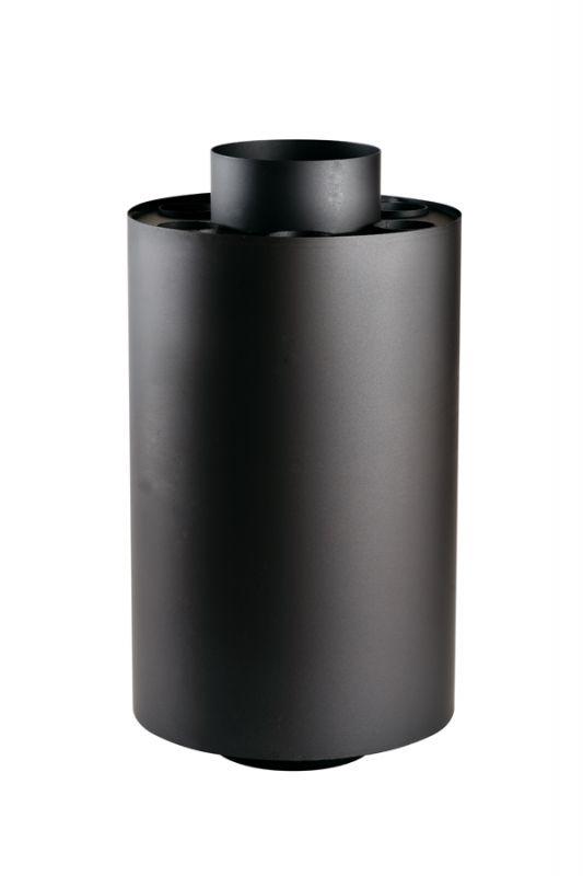 Teplovzdušný výměník 160mm malý, 1,5mm