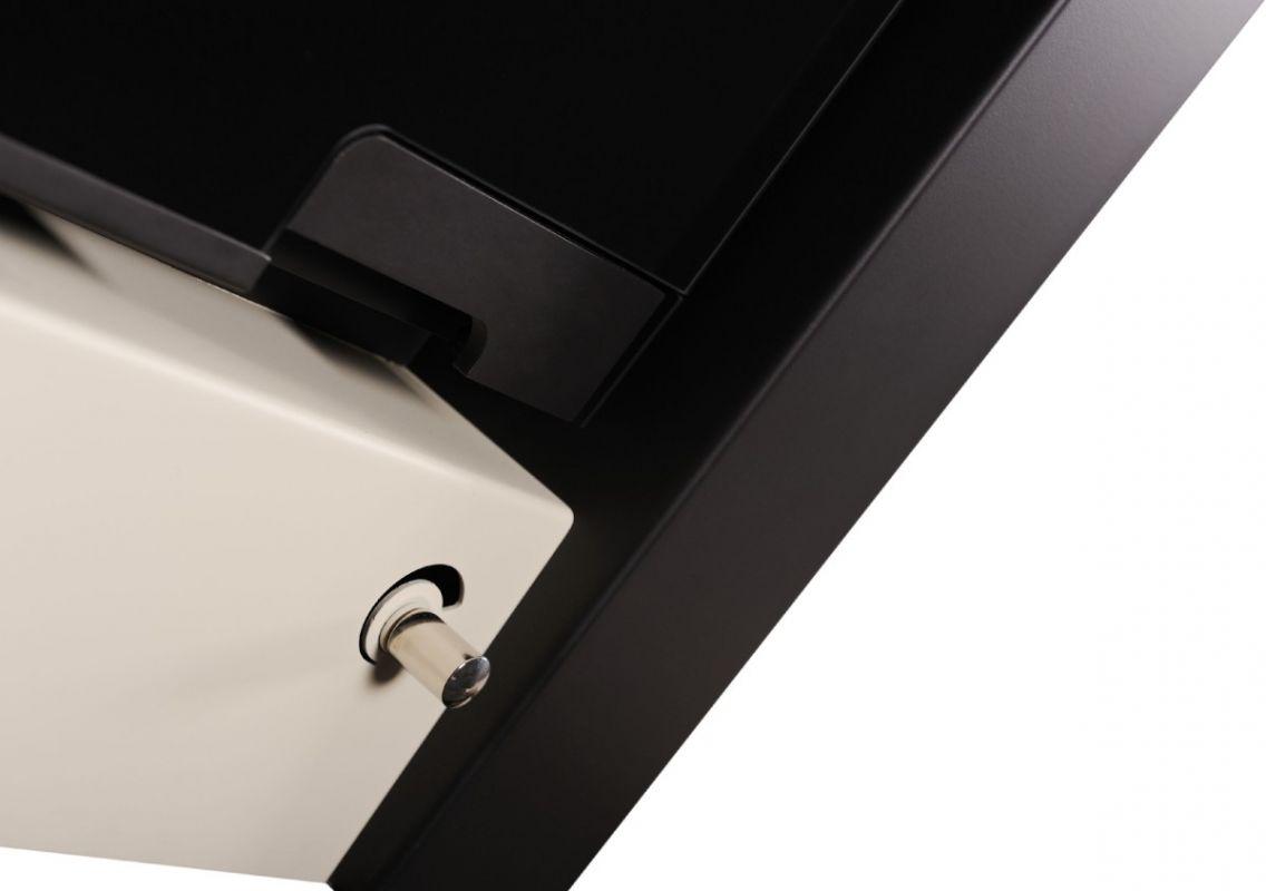 Krbová kamna AQUAFLAM VARIO ® - LEND 11/5kW krémová, elektronická regulace