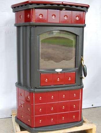 Lincar Monella 174 N - kachlová kamna odborný prodejce levně!