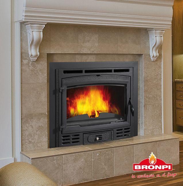 Bronpi CANADA RUSTICO - krbová vložka s ventilátory odborný prodejce levně!