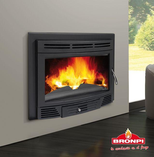 Bronpi MADRID - krbová vložka s ventilátorem odborný prodejce levně!
