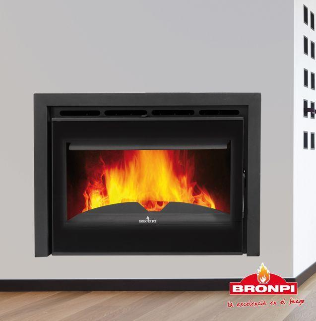 Bronpi MADRID Vision - krbová vložka s ventilátorem odborný prodejce levně!