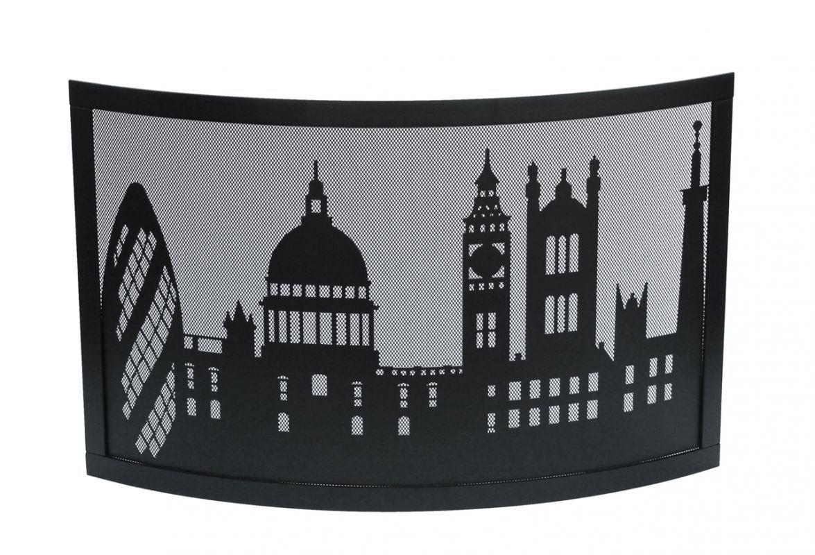 Krbový paravan motiv Londýn Lienbacher odborný prodejce levně!