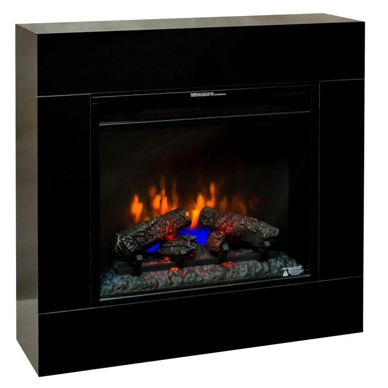 SIMO black - elektrický krb s ostěním Classic Flame odborný prodejce levně!