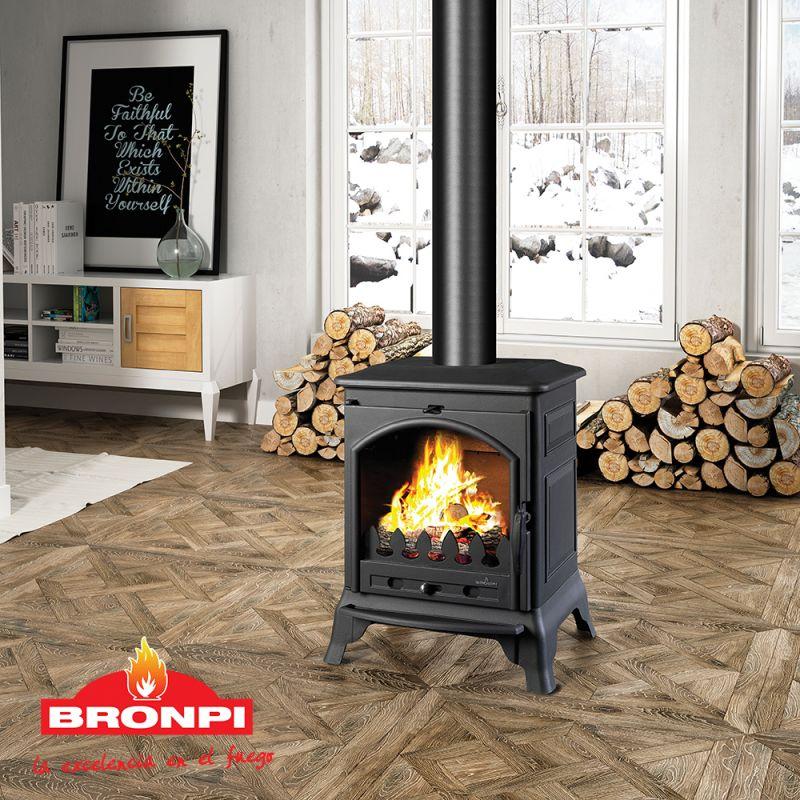 Bronpi ORDESA - krbová kamna litinová odborný prodejce levně!