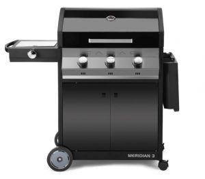 Cadac MERIDIAN 3+1 černý - gril plynový odborný prodejce levně!