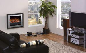 Dimplex BIZET LED - elektrický krb závěsný na stěnu odborný prodejce levně!