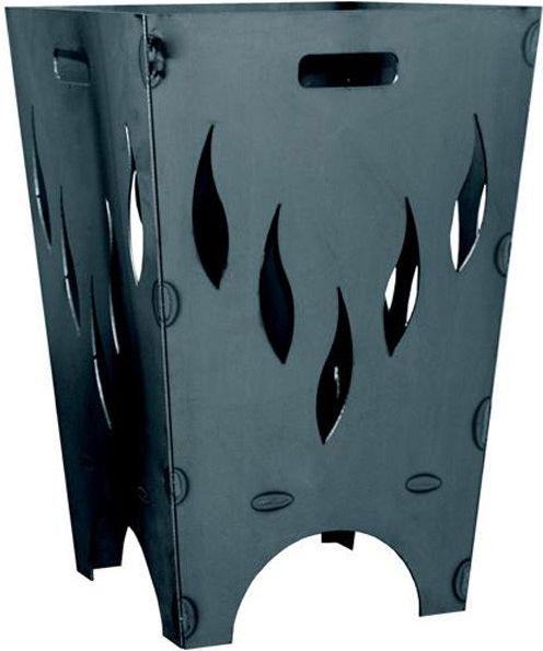 Ohnivý koš - ohniště čtvercové 40x40 cm Lucifer odborný prodejce levně!