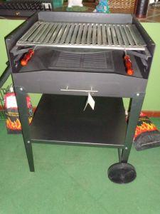 Zahradní BBQ gril na dřevěné uhlí BP-44 Bronpi odborný prodejce levně!