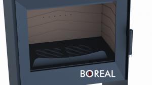 Boreal CH2000 - kamna krbová odborný prodejce levně!