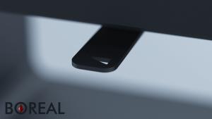 Boreal CH5000 - krbová kamna s bočními skly odborný prodejce levně!