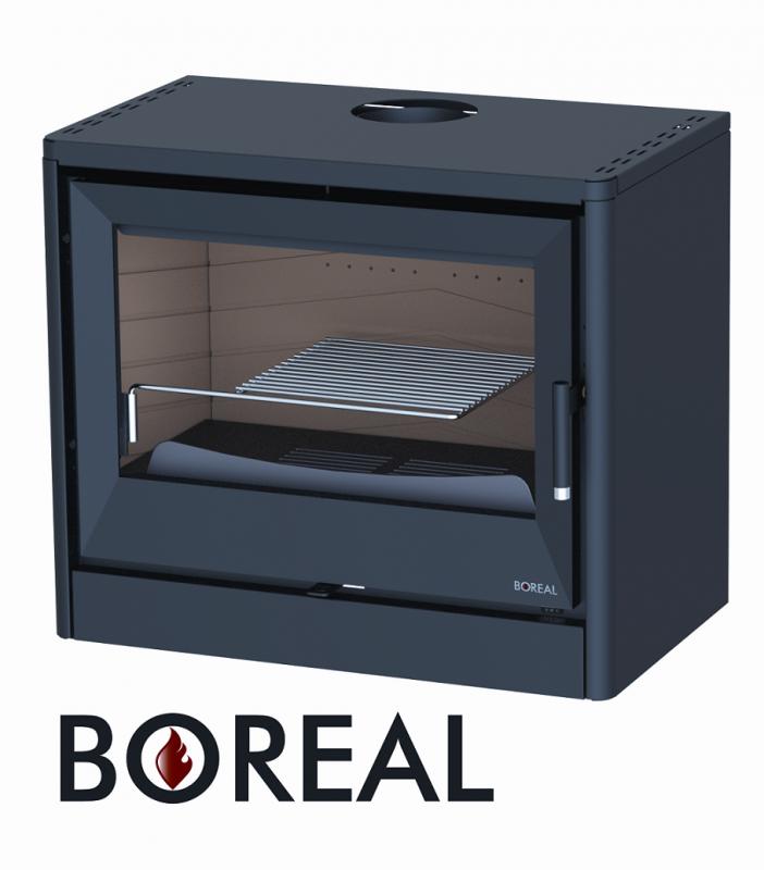 Boreal E1000 - krbová kamna závěsná odborný prodejce levně!