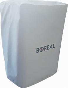 Boreal E6000 - kamna krbová a zahradní gril odborný prodejce levně!
