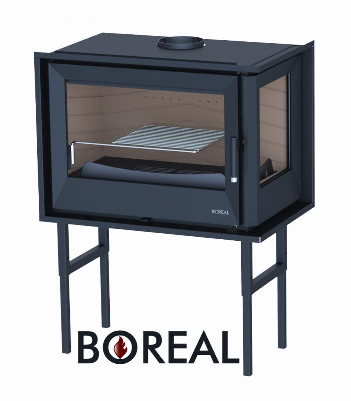 Boreal I70ED - krbová vložka rohová pravá odborný prodejce levně!