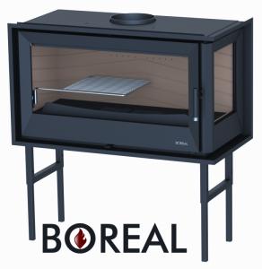 Boreal I90ED - krbová vložka rohová pravá