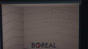 Boreal I90ED - krbová vložka rohová pravá odborný prodejce levně!