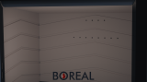 Boreal I90EIS - krbová vložka rohová levá odborný prodejce levně!