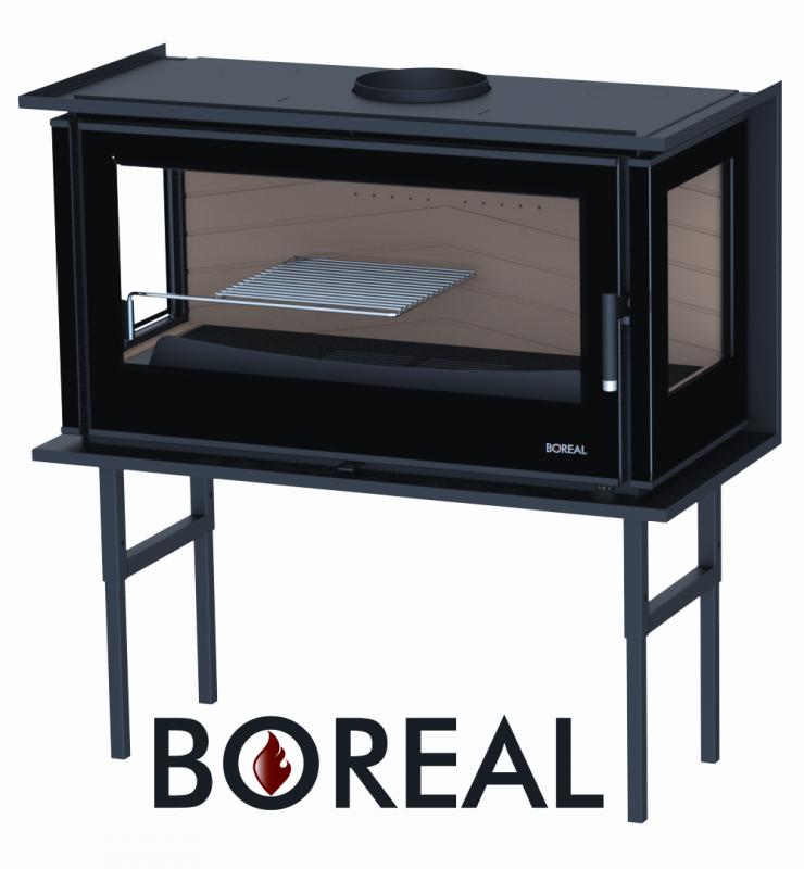 Boreal I90S/3 - krbová vložka rohová pravá a levá odborný prodejce levně!