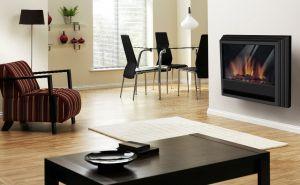 Dimplex BACH LED - elektrický krb závěsný na stěnu odborný prodejce levně!
