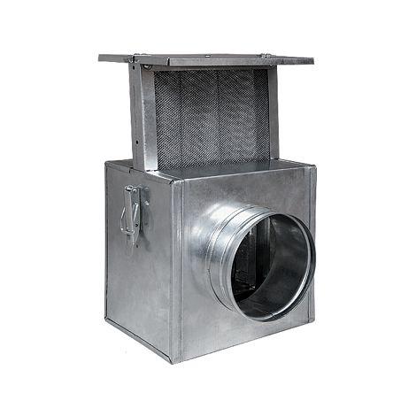 Filtr k ventilátoru 125mm odborný prodejce levně!