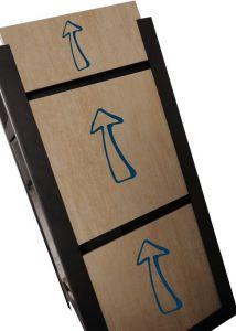 Krbová kamna AQUAFLAM VARIO ® BARMA 11/7kW Bělený Dub odborný prodejce levně!