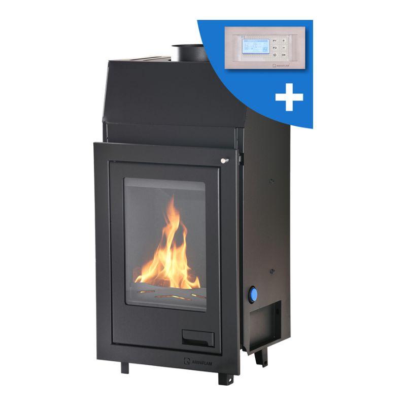 Krbová vložka AQUAFLAM ® 12 s výměníkem a automatickou regulací hoření odborný prodejce levně!