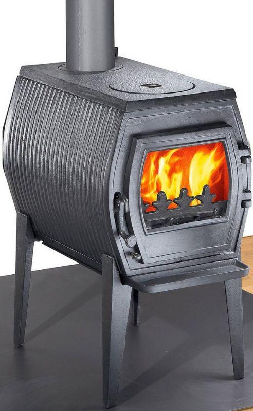CHARON I - litinová kamna s plotýnkou Globe-Fire odborný prodejce levně!