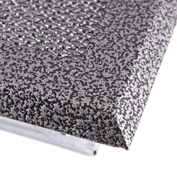 Krbová mřížka 10x20cm staré stříbro odborný prodejce levně!