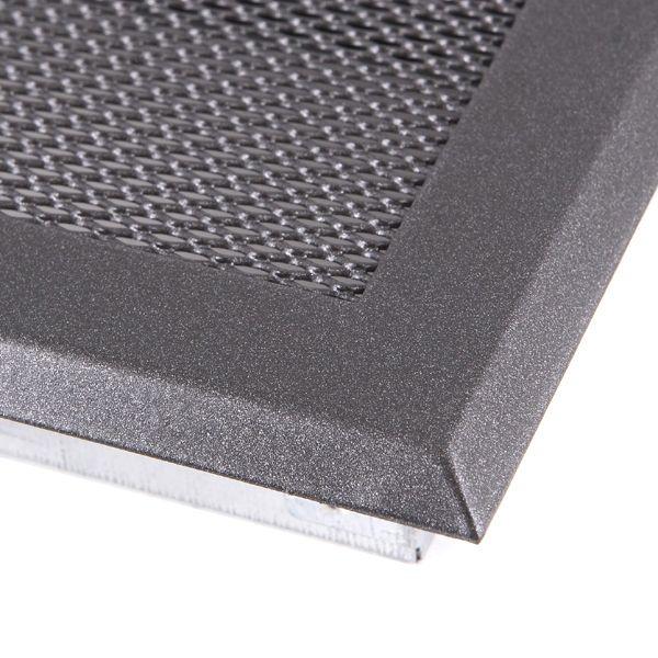 Krbová mřížka 16x32cm grafit odborný prodejce levně!