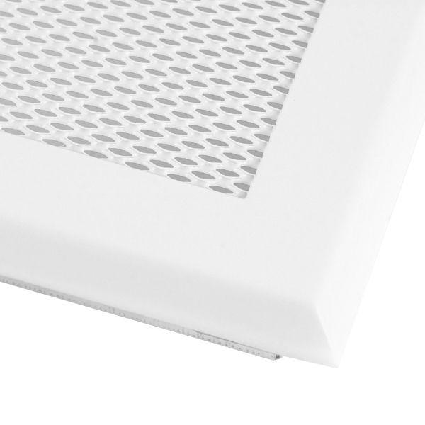 Krbová mřížka16x32cm bílá odborný prodejce levně!