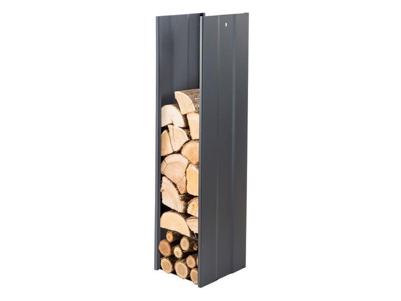 Zásobník na dřevo černý 270mm CAFDesign odborný prodejce levně!