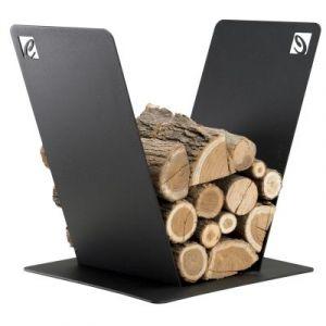 Zásobník na dřevo véčko