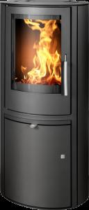 ABX Reno černá - kamna odborný prodejce levně!