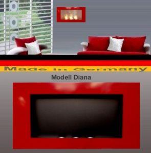 Diana červená 60 x 40 cm - bio krb s závěsný