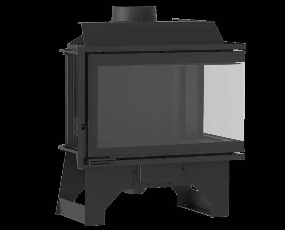 KFD ECO iLux 90 R - krbová vložka rohová pravá KF Design odborný prodejce levně!