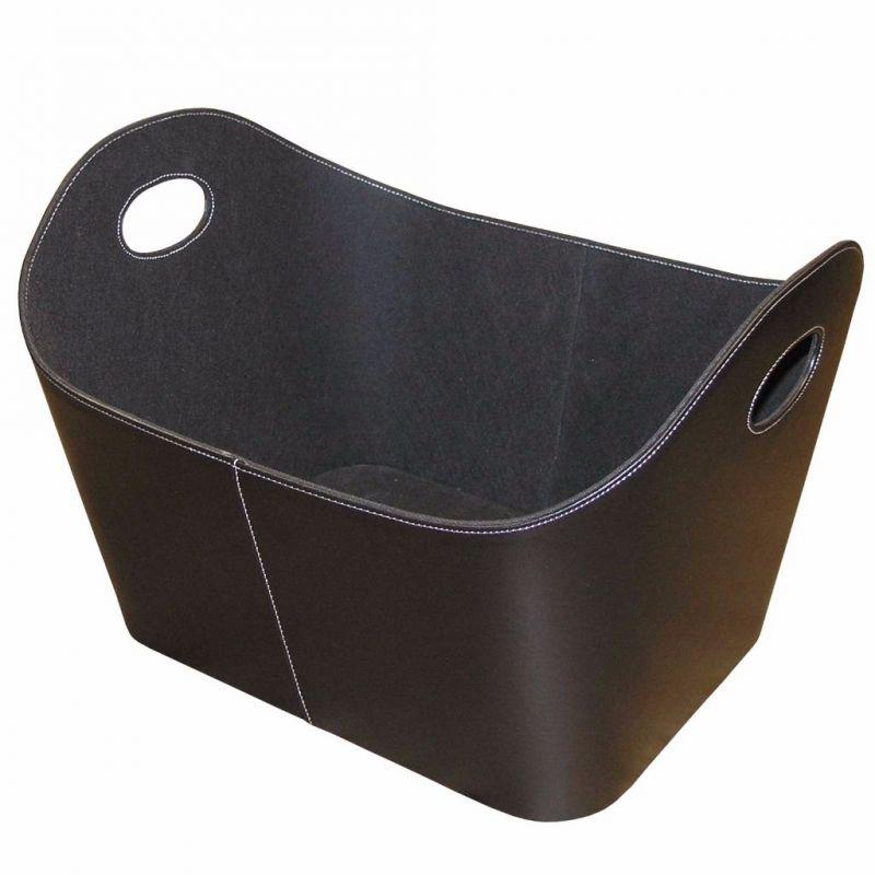 Koš na dřevo koženkový 21.02.634.2 Lienbacher odborný prodejce levně!