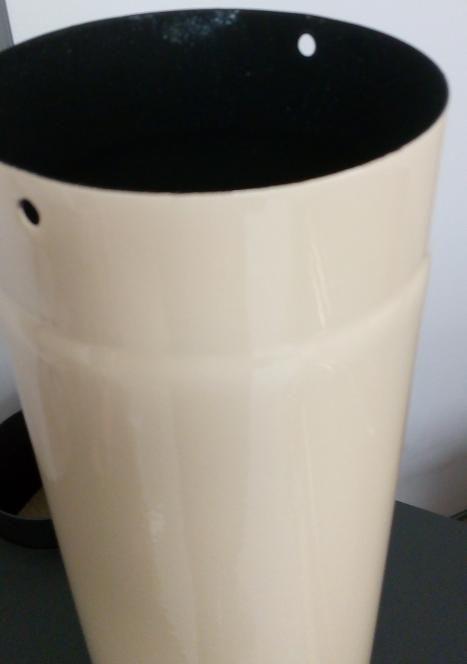 Trubka 150/1000 mm smalt béžový Dovre odborný prodejce levně!