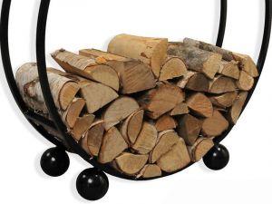 Zásobník na krbové dřevo DAISY 80 cm Cookking odborný prodejce levně!
