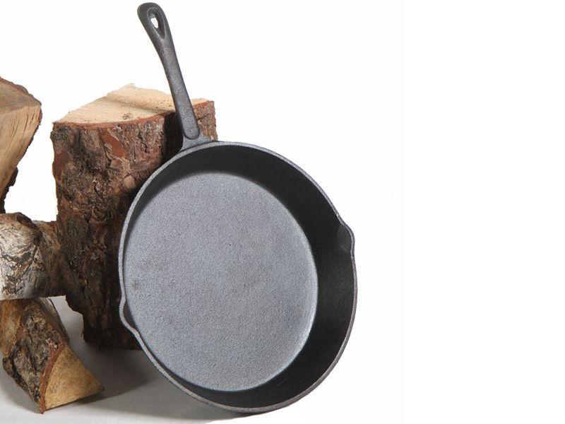 Cook King Litinová pánev natural 28 cm odborný prodejce levně!