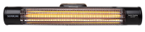 Infrazářič nástěnný topidlo Silverline 1200 IPX4 wall odborný prodejce levně!