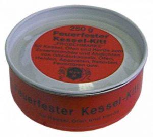 FERMIT ohnivzdorný tmel Kesselkit plechovka 250 g