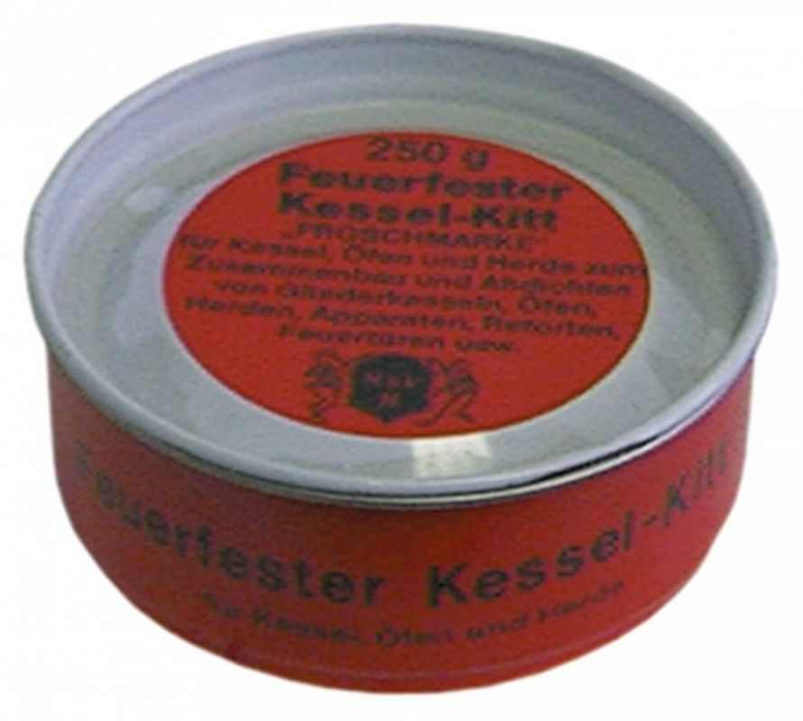 FERMIT ohnivzdorný tmel Kesselkit plechovka 250 g odborný prodejce levně!