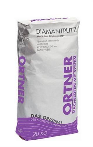 Kamnářská omítka Ortner Diamantputz 20kg odborný prodejce levně!
